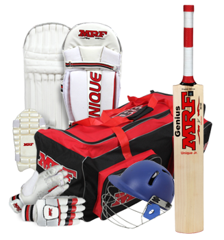 JUNIOR CRICKET KITS