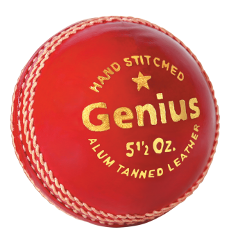 MRF Cricket Ball - Genius (Alam Tanned)