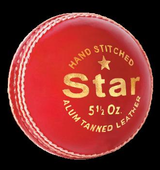MRF Cricket Ball - Star (Alam Tanned)