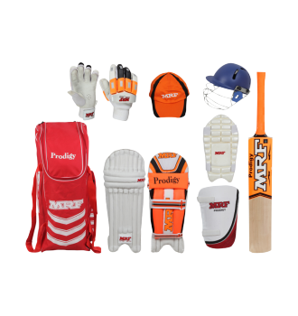 MRF Prodigy Kashmir Willow Cricket Kit