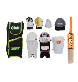 MRF Club Cricket Kit