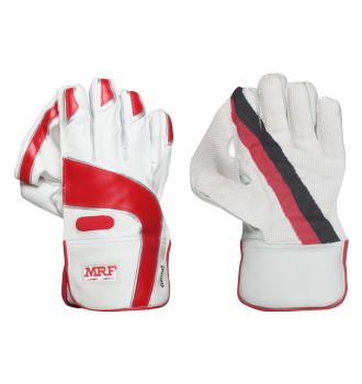 MRF Wicket Keeping Gloves Genius LE