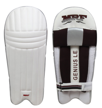 MRF Batting Leg Guard Genius LE