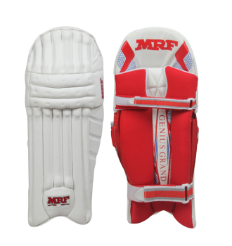 MRF Batting Leg Guard Genius Grand