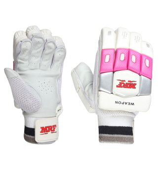 MRF Batting Gloves Weapon