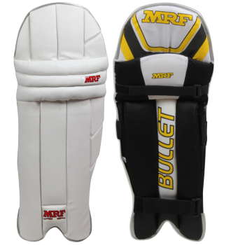 MRF Batting Leg Guard Bullet