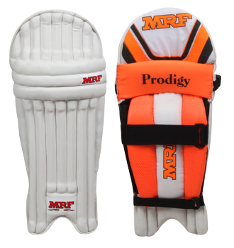 MRF Batting Leg Guard Prodigy Jr.